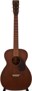 Musical Instruments:Acoustic Guitars, 1955 Martin 0-15 Natural Acoustic Guitar, #146790....