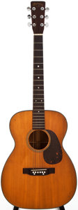 Musical Instruments:Acoustic Guitars, 1954 Martin 00-18 Natural Acoustic Guitar, #137400....