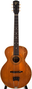 Musical Instruments:Acoustic Guitars, 1915 Gibson L-1 Natural Acoustic Guitar, #23487....