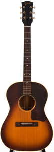 Musical Instruments:Acoustic Guitars, 1956 Gibson LG-2 Sunburst Acoustic Guitar, #V6307....