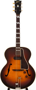Musical Instruments:Electric Guitars, 1950 Gibson ES-150 Sunburst Archtop Electric Guitar, #N/A....