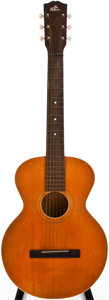 Musical Instruments:Acoustic Guitars, 1926 Gibson L-1 Natural Acoustic Guitar, #8288....