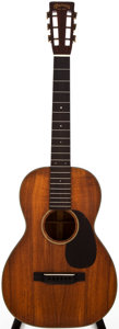 Musical Instruments:Acoustic Guitars, 1934 Martin 0-18K Natural Acoustic Guitar, #56395....