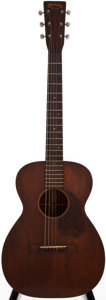 Musical Instruments:Acoustic Guitars, 1936 Martin 0-17 Natural Acoustic Guitar, #62636....