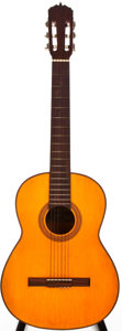 Musical Instruments:Acoustic Guitars, 1966 L.P. Pimental & Sons Classic 10 Natural Classical Guitar,#B15950....