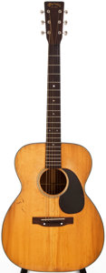 Musical Instruments:Acoustic Guitars, 1944 Martin 000-18 Natural Acoustic Guitar, #88287....