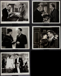 "One Exciting Adventure (Universal, 1935). Photos (5) (8"" X 10""). Crime. Known in the UK as What Ladies Dream..."