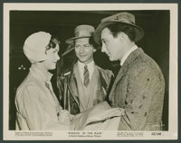 """Gene Kelly, Debbie Reynolds, and Donald O'Connor in """"Singin' in the Rain"""" (MGM, 1952). Photos (4) (8"""" X 1..."""