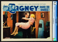 """Movie Posters:Comedy, Hard To Handle (Warner Brothers, 1933). CGC Graded Lobby Card (11""""X 14"""").. ..."""