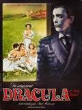 """Movie Posters:Horror, Andy Warhol's Dracula (Bryanston, 1974). French Grande (45.5"""" X 61"""").. ..."""
