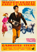 "Movie Posters:Crime, Bonnie and Clyde (Warner Brothers-Seven Arts, 1967). Italian 2 - Foglio (39"" X 55"").. ..."