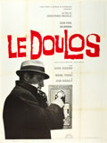 """Movie Posters:Film Noir, Le Doulos (Lux, 1962). French Grande (47"""" X 63"""").. ..."""