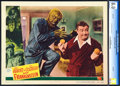 "Movie Posters:Horror, Abbott and Costello Meet Frankenstein (Universal International,1948). CGC Graded Lobby Card (11"" X 14"").. ..."