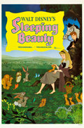"Movie Posters:Animated, Sleeping Beauty (Buena Vista, 1959). One Sheet (27"" X 41"") Style B.. ..."