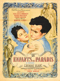 "Movie Posters:Romance, Children of Paradise (Les Enfants du Paradis) (Pathé, 1945) Part 1.French Grande (47"" X 63.5"") .. ..."