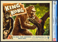 "Movie Posters:Horror, King Kong (RKO, R-1956). CGC Graded Lobby Card (11"" X 14"").. ..."