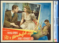 "Movie Posters:Drama, It's a Wonderful Life (RKO, 1946). CGC Graded Lobby Card (11"" X14"").. ..."