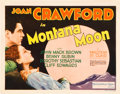 "Movie Posters:Musical, Montana Moon (MGM, 1930). Title Lobby Card (11"" X 14"").. ..."