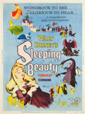 "Movie Posters:Animated, Sleeping Beauty (Buena Vista, 1959). Poster (30"" X 40"").. ..."