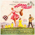 "Movie Posters:Academy Award Winners, The Sound of Music (20th Century Fox, 1965). TODD-AO Six Sheet (84""X 84"").. ..."