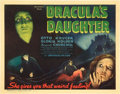 "Movie Posters:Horror, Dracula's Daughter (Universal, 1936). Title Lobby Card (11"" X14"").. ..."