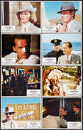 "Movie Posters:Mystery, Chinatown (Paramount, 1974). Lobby Card Set of 8 (11"" X 14"").Mystery.. ... (Total: 8 Items)"