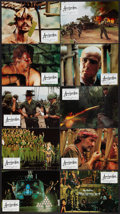 "Movie Posters:War, Apocalypse Now (United Artists, 1979). German Lobby Card Set of 20(8.25"" X 11.5""). War.. ... (Total: 20 Items)"