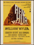 "Movie Posters:Academy Award Winners, Ben-Hur (MGM, R-1969). Poster (30"" X 40""). Academy Award Winners.. ..."