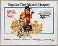 "Movie Posters:Sports, The Bad News Bears (Paramount, 1976). Half Sheet (22"" X 28""). Sports.. ..."