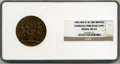 Expositions and Fairs, 1904 Missouri Bronze, Louisiana Purchase Expo Medal MS65 NGC.H-30-280....