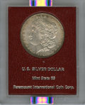 Additional Certified Coins, 1898 $1 MS66 NGC. Ex: Redfield Collection. NGC Census: (430/16). PCGS Population (560/27). Mintage: 5,884,735. Numismedia ...