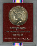 Additional Certified Coins, 1926-S $1 MS63 NGC. Ex: Redfield Collection. NGC Census:(1312/2037). PCGS Population (2045/2506). Mintage: 6,980,000.Num...