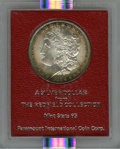 Additional Certified Coins, 1896 $1 MS64 NGC. Ex: Redfield Collection. NGC Census: (13591/4444). PCGS Population (11098/4070). Mintage: 9,976,762. Num...