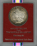 Additional Certified Coins, 1897-S $1 MS63 NGC. Ex: Redfield Collection. NGC Census:(1653/2835). PCGS Population (2610/3947). Mintage: 5,825,000.Num...