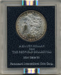 Additional Certified Coins, 1896 $1 MS63 NGC. Ex: Redfield Collection. NGC Census: (9146/18035). PCGS Population (10052/15168). Mintage: 9,976,762. Nu...