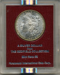 Additional Certified Coins, 1891-S $1 MS63 NGC. Ex: Redfield Collection. NGC Census:(1474/1460). PCGS Population (2350/2246). Mintage: 5,296,000.Num...