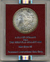 1882-S $1 MS65 NGC. Ex: Redfield Collection. NGC Census: (16757/7448). PCGS Population (16186/4985). Mintage: 9,250,000...