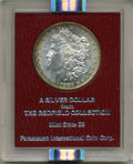 Additional Certified Coins, 1881-S $1 MS64 NGC. Ex: Redfield Collection. NGC Census:(82904/63673). PCGS Population (84374/59120). Mintage:12,760,000...