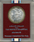 Additional Certified Coins, 1890-S $1 MS63 NGC. Ex: Redfield Collection. NGC Census:(2398/2323). PCGS Population (3149/3460). Mintage: 8,230,373.Numi...