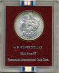 Additional Certified Coins, 1890 $1 MS64 NGC. Ex: Redfield Collection. NGC Census: (3690/258). PCGS Population (3157/379). Mintage: 16,802,590. Numisme...