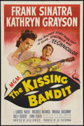 "Movie Posters:Comedy, The Kissing Bandit (MGM, 1948). One Sheet (27"" X 41""). Comedy.. ..."