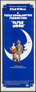 "Movie Posters:Comedy, Paper Moon (Paramount, 1973). Insert (14"" X 36""). Comedy.. ..."