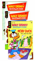 Bronze Age (1970-1979):Cartoon Character, Walt Disney Showcase File Copy Group (Gold Key, 1971-80) Condition:Average VF+.... (Total: 43 Comic Books)
