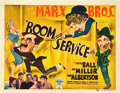 "Movie Posters:Comedy, Room Service (RKO, 1938). Title Lobby Card (11"" X 14"").. ..."