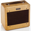 Musical Instruments:Amplifiers, PA, & Effects, Early 1950s Fender 600 Tweed Guitar Amplifier, #4590....