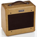 Musical Instruments:Amplifiers, PA, & Effects, 1955 Fender Champ Tweed Amplifier, #8800....