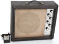 Musical Instruments:Amplifiers, PA, & Effects, Silvertone 1482 Guitar Amplifier, #N/A....