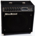 Musical Instruments:Amplifiers, PA, & Effects, 1985 Mesa Boogie Mark III Guitar Amplifier, #21373....