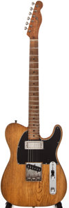 Musical Instruments:Electric Guitars, 1954 Fender Telecaster Natural Solid Body Electric Guitar,#3038....