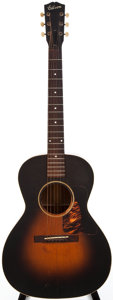 Musical Instruments:Acoustic Guitars, 1936 Gibson L-00 Sunburst Acoustic Guitar, #?471....